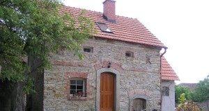 Netradiční ubytování v historické budově bývalého špejcharu