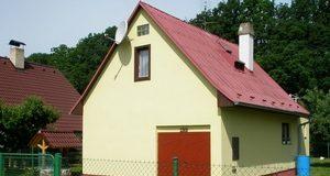 Pronajmu zděnou chatu na břehu řeky Lužnice, v obci Roudná u Soběslavi