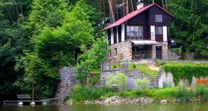 Chata Pepina - Vranovská přehrada