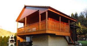 Chata Nad Stádleckým