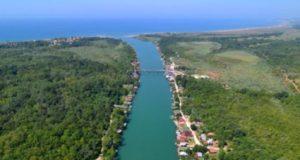 Rybaření v Černé Hoře
