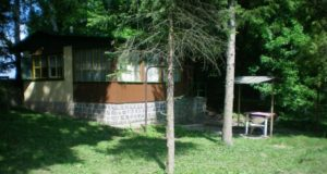 Rybářská chata u Labe - Oseček