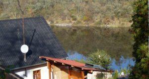 Chalupa u Orlíku - Albrachtice nad Vltavou