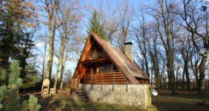 Chata Lužnice – příjemné ubytování v přírodě u řeky
