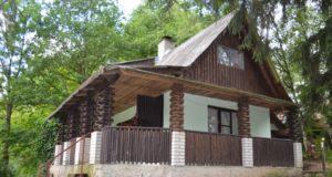 Chata pro rybáře v Českém ráji