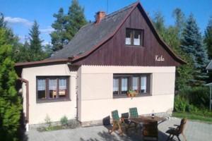 Ubytování v Moravském krasu, Chata Káťa