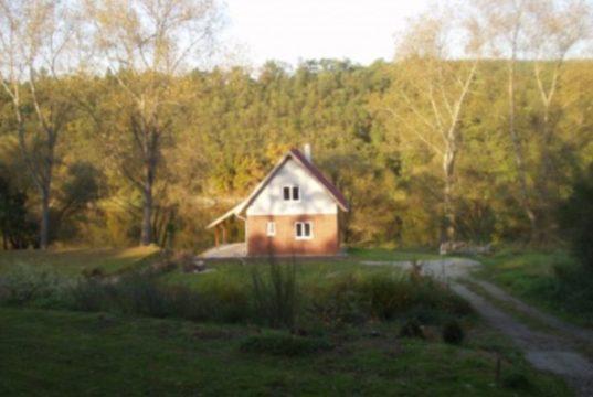 Chata - Orlík - Albrechtice nad Vltavou